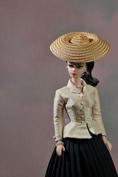 "Barbie wears Dior ""New Look"" | Flickr - Photo Sharing!"