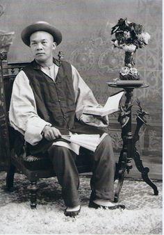 Chinese Man 1891