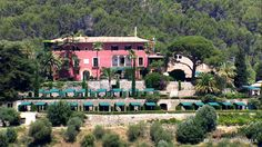 Mallorca's Finest Luxury Boutique Hotel Gran Hotel Son Net An elegant sanctuary nestled in the Tramuntana Mountains on the beautiful island of Mallorca, Gran Hotel Son Net is an ancient finca dating back to the 17th century with two gourmet restaurants, a stunning pool surrounded by private cabanas, a beauty centre and a fabulous collection of contemporary art. #luxuryhotel #hotel Hotel Gran Hotel Son Net – Mallorca - Spain
