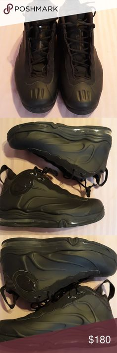 Nike Tim Duncan Foamposite Nike Foamposite Tim Duncan s like new condition  9 out of 10 air 4ab263da2