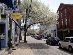 Stonington Borough CT, The Perfect Connecticut Getaway-- VisitingNewEngland.com