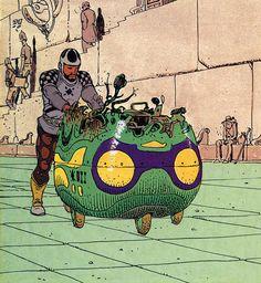 Moebius - Airtight Garage (1977)