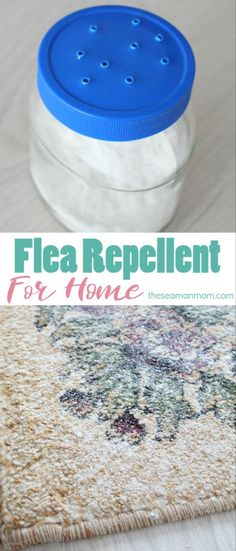Get rid of those nasty fleas the healthy, natural way with this flea repellent for home! Making a homemade flea killer for your home is so easy and convenient, using just a few simple, inexpensive ingredients you most likely have on hand! Deep Cleaning Tips, House Cleaning Tips, Spring Cleaning, Cleaning Hacks, Oven Cleaning, Cleaning Recipes, Homemade Flea Killer, Homemade Dog, All You Need Is