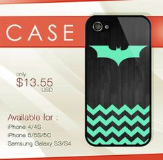 badman and mint chevron on wood hard plastic available by deodoran, $13.99