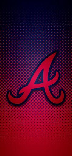 Braves Baseball, Baseball Art, Alabama Football, Brave Wallpaper, Baseball Wallpaper, Apple Logo Wallpaper, Allen Iverson, Cleveland Indians, Alabama Crimson Tide