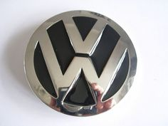 VW Volkswagon Car Badge Emblem Belt Buckle - Belt Buckles - Belts and Buckles