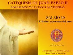 Misioneros de la Palabra Divina: CATEQUESIS DE JUAN PABLO II