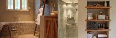 Landelijke badkamerInterieur inrichting | Interieur inrichting