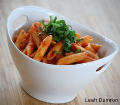 Penne ala Vodka. Making this for sure!!