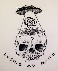 Image result for ufo skull