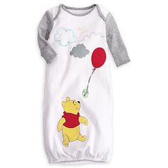 Winnie the Pooh Gown for Baby | Bodysuits | Disney Store SALE $12.99