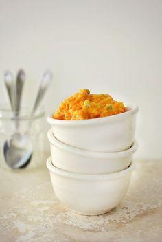 Sweet Potato Jalapeno Mash l www.SimplyScratch.com