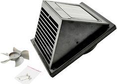 Solarbelüftungssystem Fresh Breeze Phaesun 380123 im Conrad Online Shop