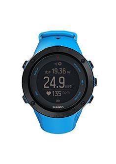 Suunto Ambit3 Peak Running GPS Unit Sapphire Blue >>> You can find out more details at the link of the image.(This is an Amazon affiliate link and I receive a commission for the sales) #RunningElectronicsGadgets