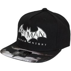 415f08e023a Starter Black Label Snapback Cap Batman Swoop schwarz