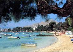 Puerto Pollença Mallorca