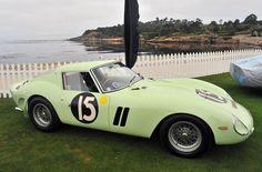 Ferrari GTO 250 - Most expensive car in the world!
