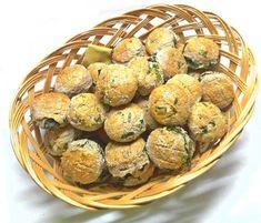 Szénhidrát csökkentett medvehagymás pogácsa Muffin, Food And Drink, Breakfast, Ethnic Recipes, Morning Coffee, Muffins, Cupcakes