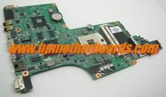 Replacement for HP 615687-001 Laptop Motherboard
