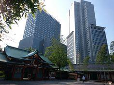 Hie Jinja Shrine Chiyoda-ku,Tokyo