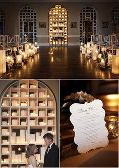 The Racquet Club of Chicago Wedding by StudioThisIs + Bliss Weddings and Events + Event Creative | Style Me Pretty