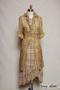 :: Crafty :: Sew :: Clothing ~ Phinneus Coat Dress by Ivey Abitz