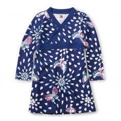 Masako Wrap Neck Dress