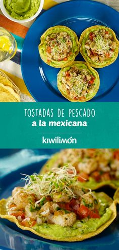 Tostadas, Tacos, Mexican Food Recipes, Healthy Recipes, Ethnic Recipes, Desert Recipes, I Love Food, Baked Potato, Delish