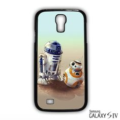 R2D2 BB8 Star Wars for Samsung Galaxy S3/4/5/6/6 Edge/6 Edge Plus phonecases