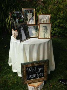 Memory table
