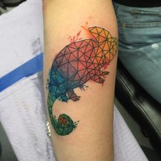 chameleon tattoo5