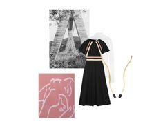 """Alice"" by cbatelier ❤ liked on Polyvore featuring Victoria Beckham, RED Valentino and Paula Mendoza"