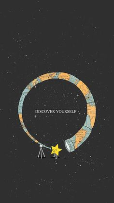 Discover yourself...
