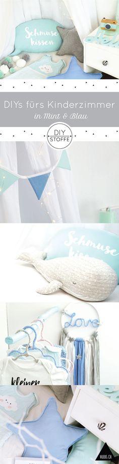 Die 67 besten Bilder von ☆ DIYs & Nähen fürs Kinderzimmer ☆ in ...