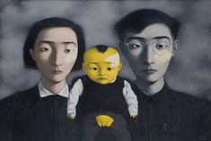zhang xiaogang bloodlines - Google Search
