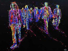 Artiste FLOW http://ziartificegallery.com