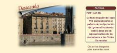 CAT884 Tortosa. Tarragona.  Palacio en venta.