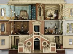 Tate Baby House (Doll's house) | V&A Search the Collections