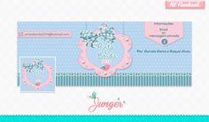 Valor: R$ 50,00 Email: jungerdesign@hotmail.com - Essa arte foi criada exclusivamente para uma cliente ( já possui dona ). Solicite um design exclusivo para sua marca.