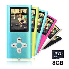 Goldenseller Blue Color Mp3 / mp4 Music Video Media Player Portable Videos Player / Music Player / Voice Recording Player + 8GB Micro SD Card Goldenseller http://www.amazon.com/dp/B01BY25DL8/ref=cm_sw_r_pi_dp_1XQaxb0W51B2S