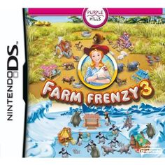 Farm Frenzy 3 (Nintendo DS) (UK IMPORT) Your #1 Source for Video Games, Consoles & Accessories! Multicitygames.com
