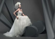 Ballet | Novello Collection 2015 | designer wedding dresses by Suzanne Neville