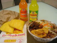 JAMAICAN FOOD...or junk food rather