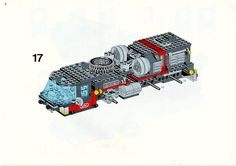 LEGO 5590 Whirl and Wheel Super Truck instructions displayed page by page to help you build this amazing LEGO Model Team set Lego Technic Truck, Lego Basic, Lego Sets, Lego Models, Lego Instructions, Planer, Projects To Try, Trucks, Display