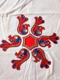 Acrylic Rangoli, Peacock Rangoli, Diy Diwali Decorations, Diwali Diy, Indian Crafts, Rangoli Designs, Buckets, Ceramic Art, Mobiles