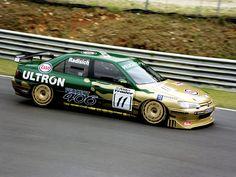 1996 Peugeot 406 BTCC