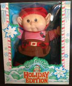 Cabbage Patch Kids Blond Hair Caucasian, Preppy Boy by Cabbage ...