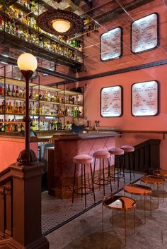 Once again, to our surprise, we find ourselves drawn to a pink interior. This time, we are talking about Pink Room, a speakeasy-style bar in Kiev, Ukraine. Bar owner Sergei Kuzarski – known, for example, for bringing internationally known DJs to Ukraine – wanted to create something nostalgic, something that was decidedly different from the …