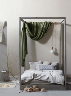Bedroom inspiration |DIY Bed | Photo & Styling:Daniella Witte