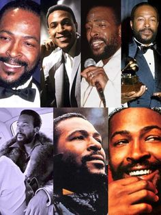 Marvin Gaye, rest in heaven singing with the angels. April 1, 1939 - April 2, 1984 Art gives me life facebook.